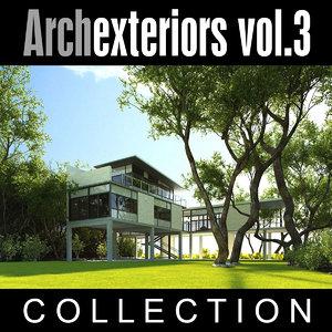 3d archexteriors vol 3