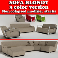 Sofa Blondy collection