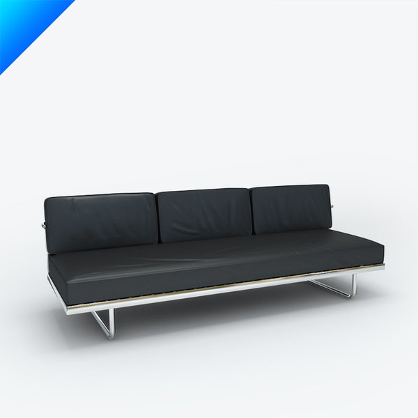 le corbusier lc5 f 3d model