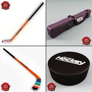 3d hockey stick v1