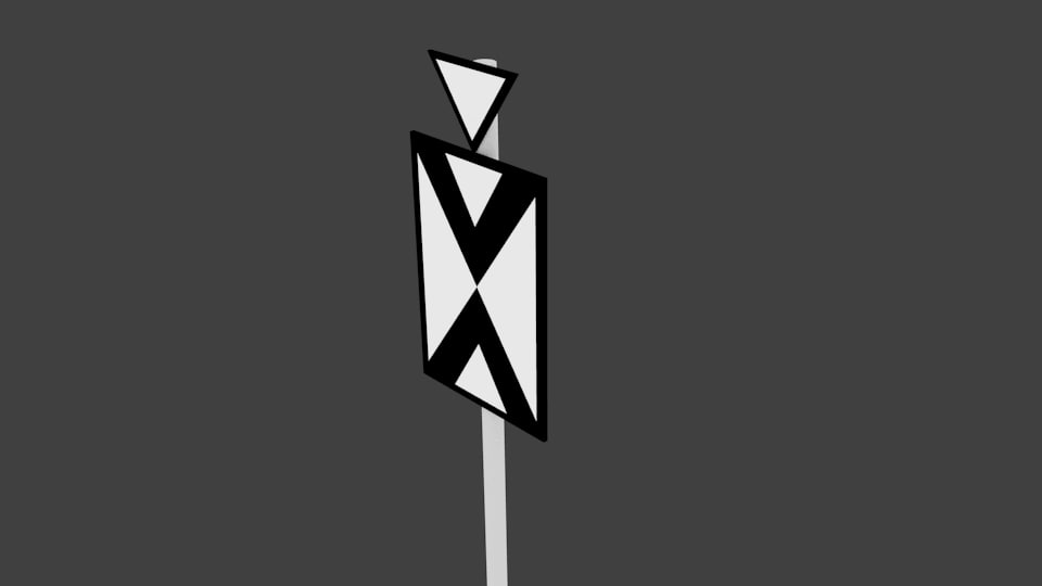 3ds german railway signal