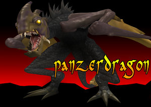 dragon monster 3d ma