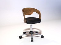 office chair c4d free
