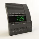 Clock Radio Alarm
