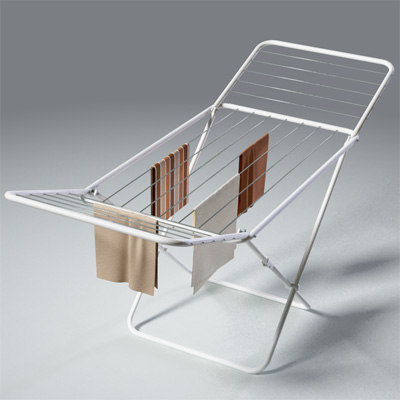 3ds laundry drying rack