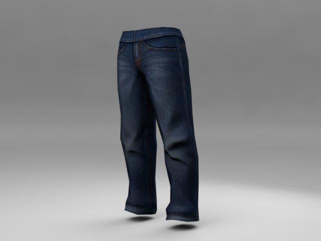 pants obj