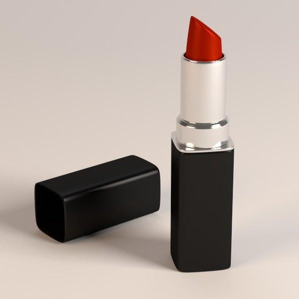 lipstick lips stick 3ds
