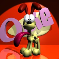 Odie RIGGED