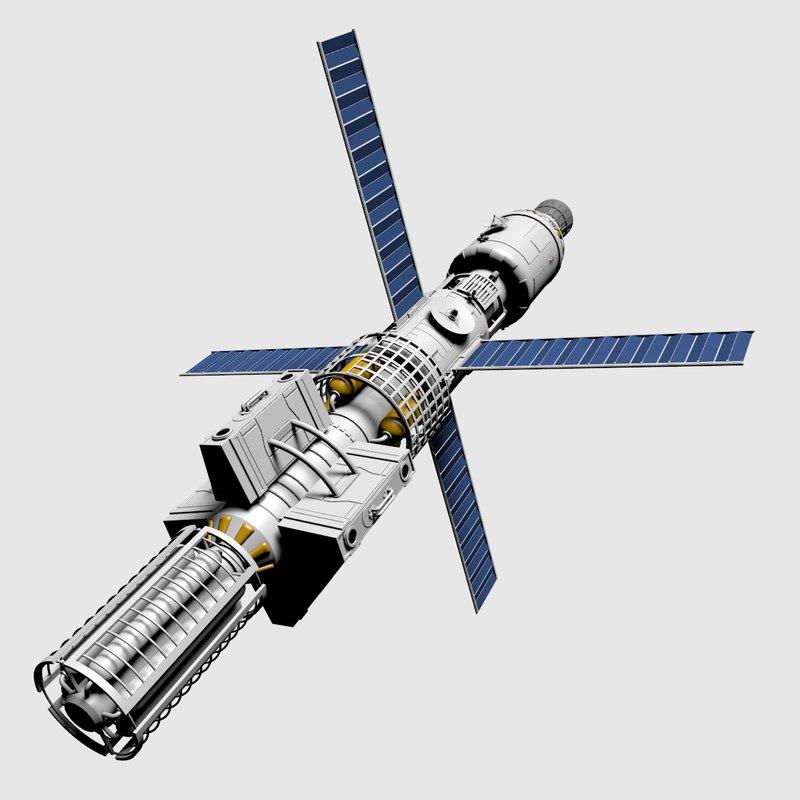 maya spacecraft spaceship