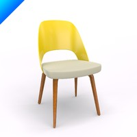 3d model saarinen 72ulb