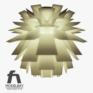 3ds max norm 69 lamp shade