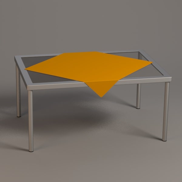 3d 3ds square table