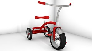 cinema4d tricycle