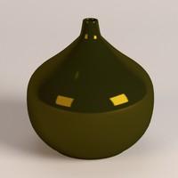 vase 3d 3ds