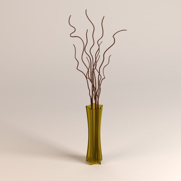 vase decoration 3d model