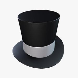 3dsmax magician hat