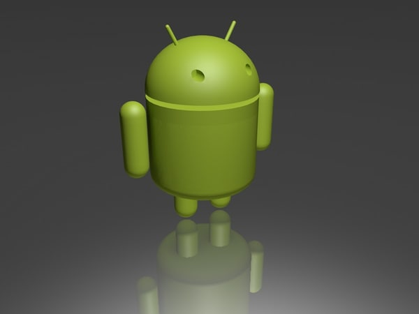 3d model android