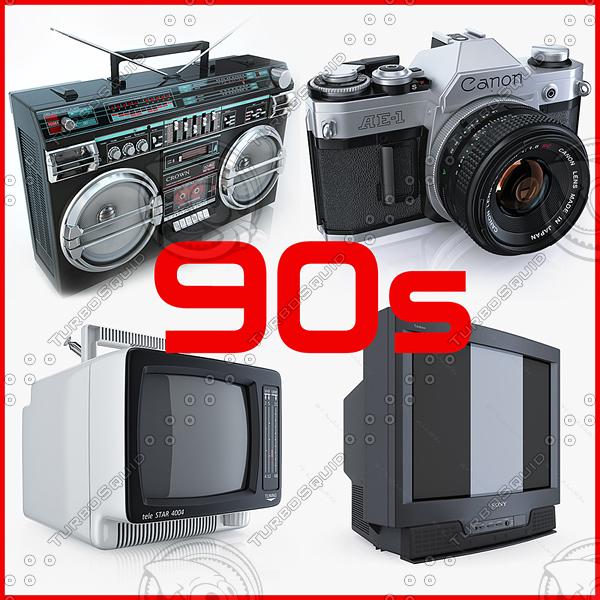 max retro electronics 90s photo camera