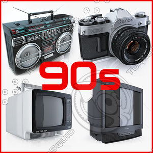 max retro electronics 90s photo camera