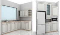 free max model kitchen