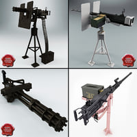 Machine Guns Collection V2