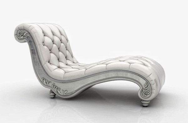 3d model fratelli barri couch