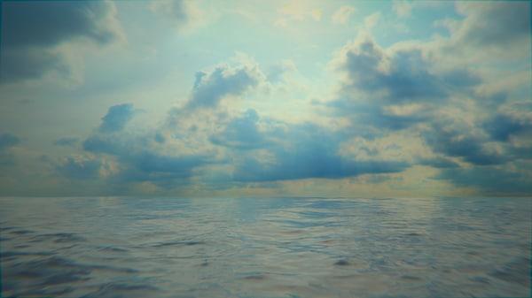 ocean 3ds
