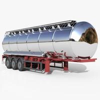 3d oil tanker