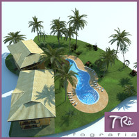TROPICAL BUNGALOW RESORT