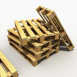 max wood pallet
