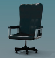 3ds max chair computer