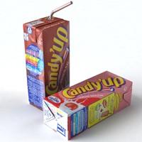 milk 3d 3ds