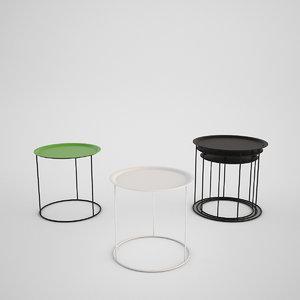 max boconcept coffe tables