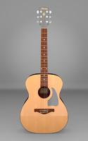 3D Acoustic Guitar(1)