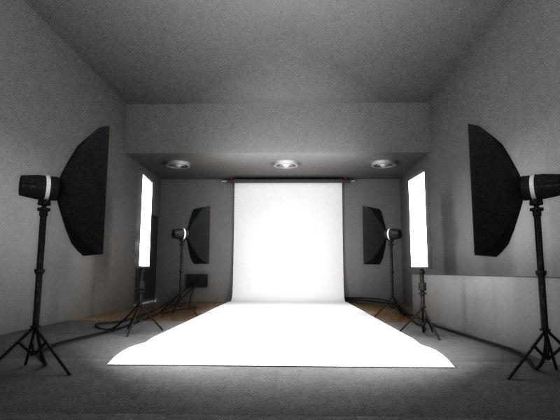3d photography studio