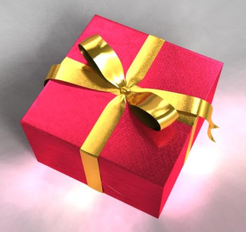 3ds max present