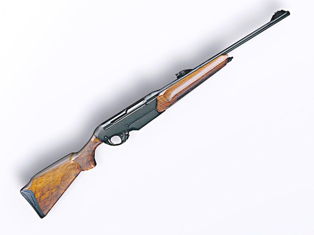 3d rifle model