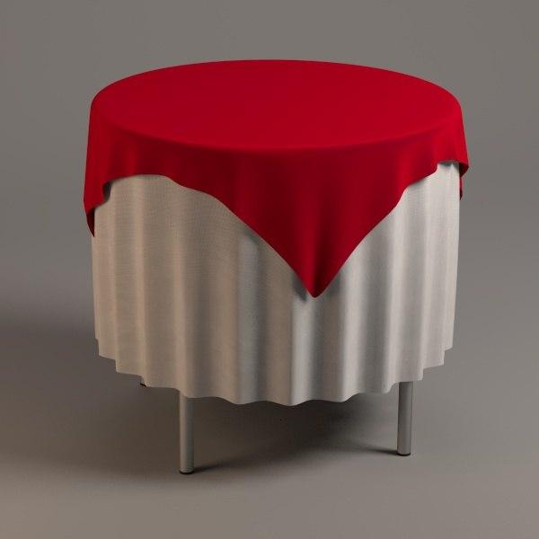 maya table tableclothes