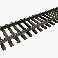 Railroad Track - Modular