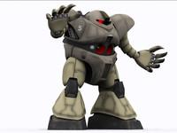 Gundam Universe: MSM-03 GOGG