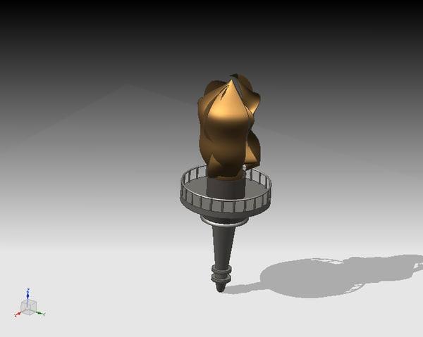 torch 3d 3ds