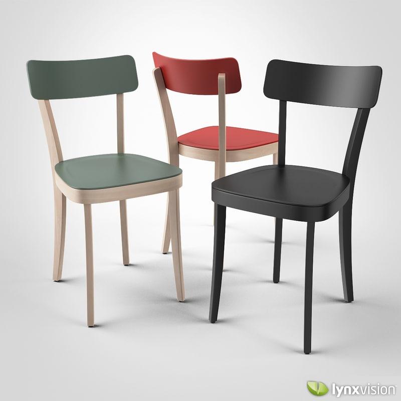 3d basel chair