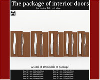 max package interior doors