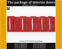 package interior doors max