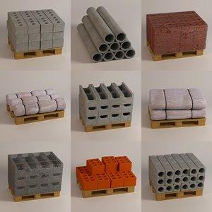 maya construction materials