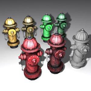 hydrants x