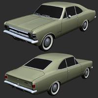1972 Chevrolet opala Especial