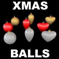 max christmas balls