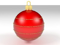 max christmas globe