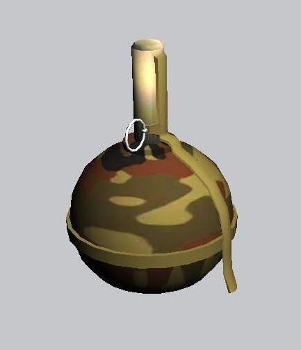 3ds grenade